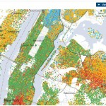 New York Times Map of New York City
