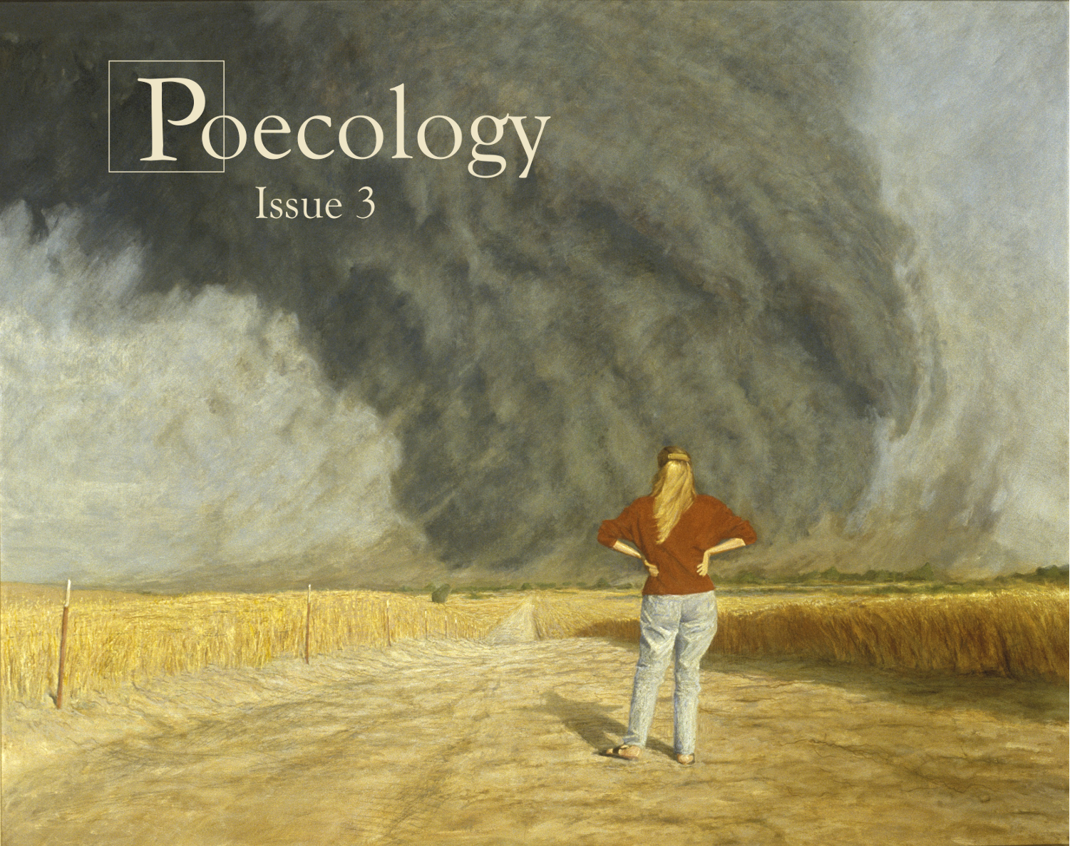 Issue 3 Poecology edited by Kristi Moos